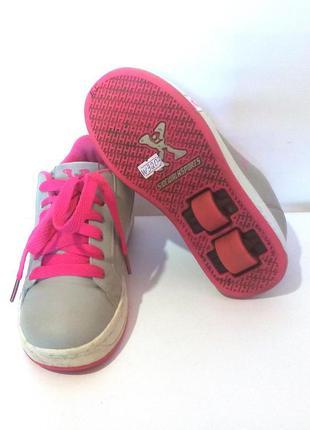 Роликовые кроссовки на колёсиках sidewalk sport, сша / ролики ...