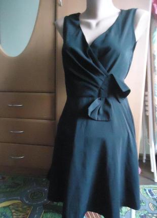 Маленькое черное платье от асос **