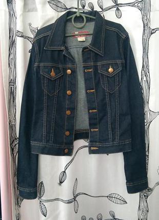 Джинсовый пиджак джинсова куртка