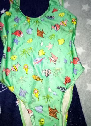 Купальник 5-6 лет