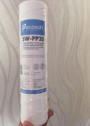 Картридж механической очистки воды Ecosoft (екософт)
