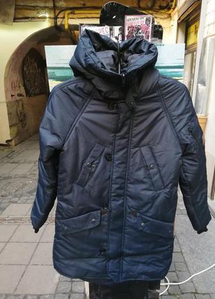 Red & dog куртка парка утеплена зимова