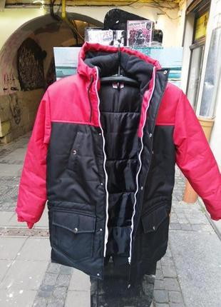 Парка тарос  куртка парка зима new (wind proff)пуховик зимовий...