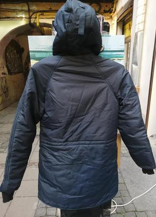 Red and dog парка куртка утепленна зимова