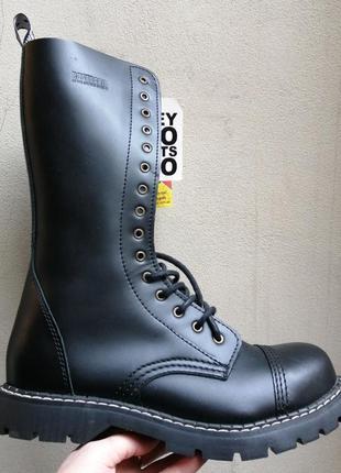 Бєрци берцы стилы сапоги ботинки высокие стальний носок  steel...