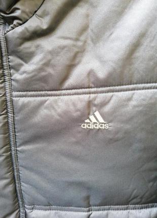 Пуховик куртка adidas original