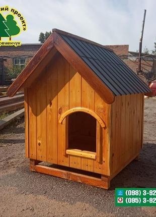 Собачья будка, утепленная будка для собаки, домик для кошки