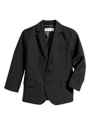 Стильный пиджак в школу н&м