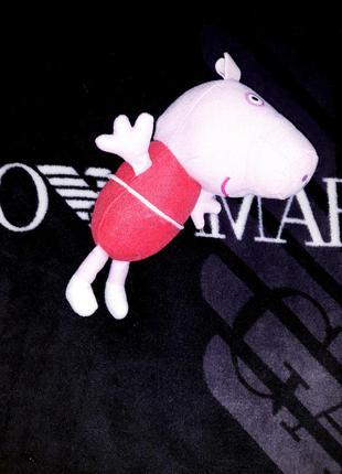 Мягкая игрушка свинка свинья пеппа джордж