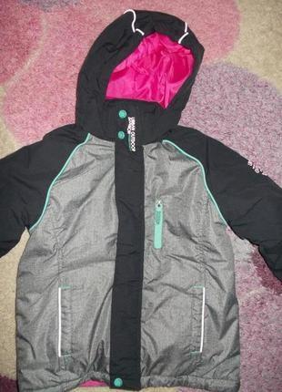 В наличии модная куртка на девочку (зима,осень) утеплитель + ф...