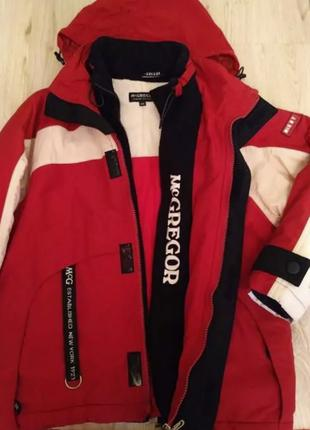 Куртка McGregor на мальчика рост 140