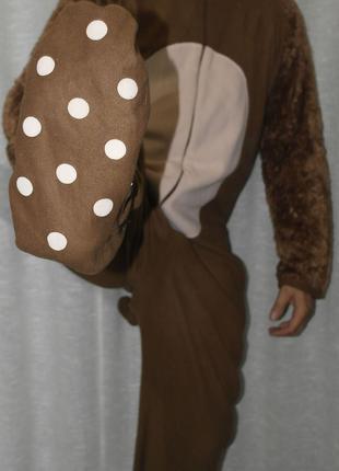 Обезьяна Cedar wood state карнавальный костюм кигуруми комбинезон