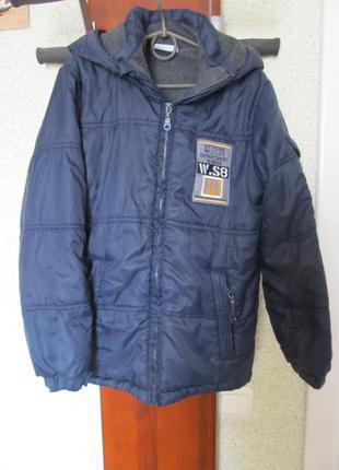 Куртка демисезонная 128/134/140 yigga