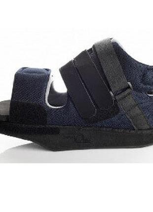 Ортопедическая послеоперационная обувь