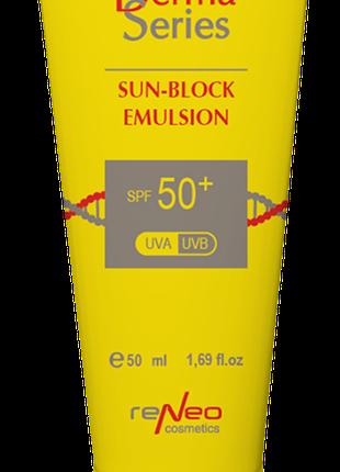 Солнцезащитная эмульсия SPF 50 Derma Series Sun-Block Emultion