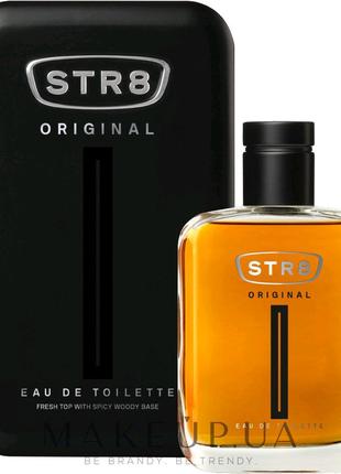 Адикалон. Туалетная вода STR8