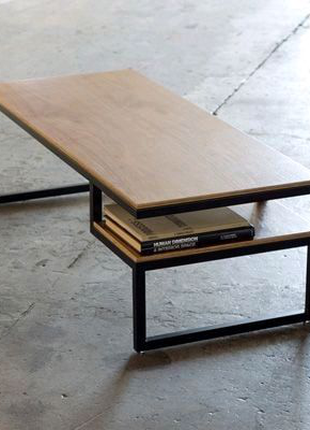 Столы из металла в стиле лофт под заказ