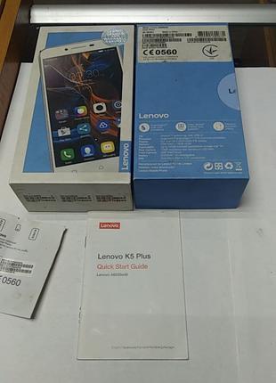 Коробка + документы Lenovo Vibe K5 Plus A6020a46