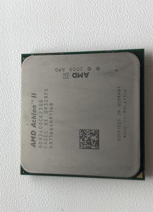 Процессор AMD Athlon II X2 240 + кулер