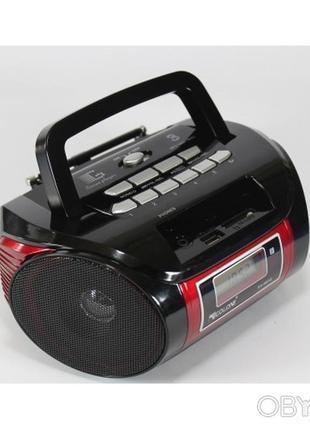 GOLON RX-662Q Бумбокс, портативная колонка, радио