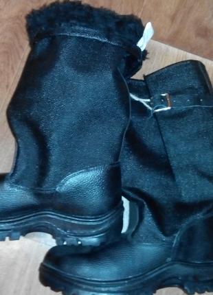 Сапоги зимние спецобувь Рабочая обувь