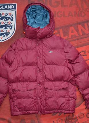 Lacoste live puffer jacket оригинальная куртка оригінальна куртка
