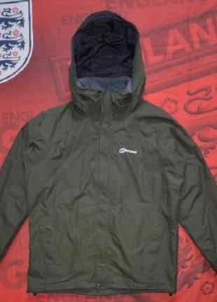 Berghaus nylon shell jacket 2 in 1 aq2 оригинальная куртка орі...