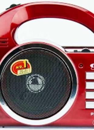 Радиоприемник Фонарь PuXing PX 603 UR