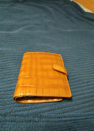 Блокнот-кошелек Filofax Pocket Balmoral Italian leather