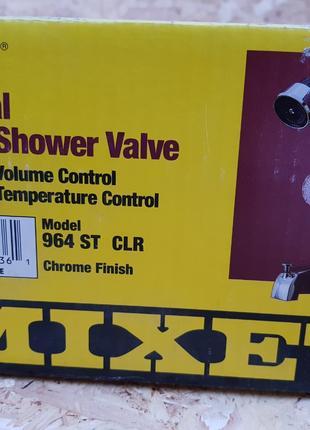 Душевой комплект душ/ванная, скрытый монтаж, Mixet 964 ST, USA