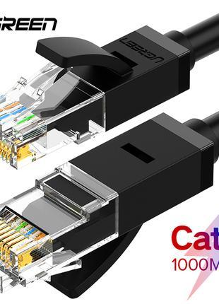 Ugreen NW102 Ethernet кабель Cat6 LAN сетевой кабель патч-корд кр