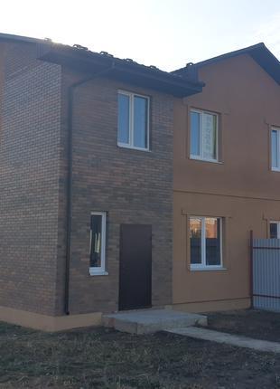 Новый Дом на Веретеновке (Дуплекс). 5сот. земли.