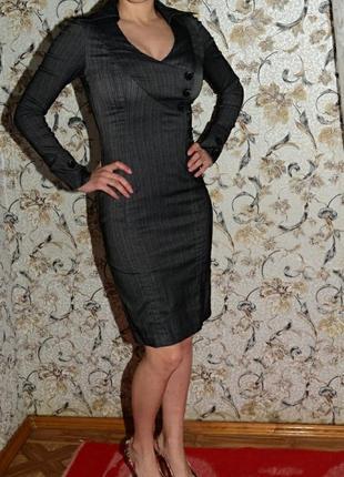 Платье, деловой стиль