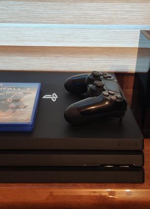 Sony PlayStation 4 Pro + 2 Tb HDD