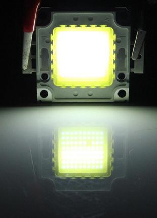 Светодиод 70 w 6500К cooper матрица 70w для прожектора 70w 34v