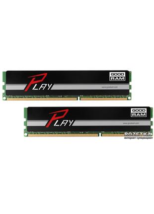Оперативная память Goodram DDR3-1866 8196MB PC3-15000 Kit of 2x4