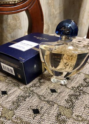 Нишевый парфюм guerlain paris shalimar cologne 50 мл/ франция ...