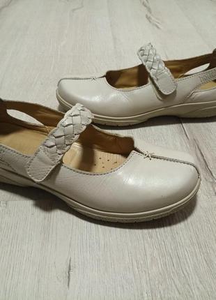 Hotter туфли балетки