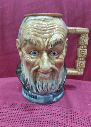 Кружка  пивная  керамика