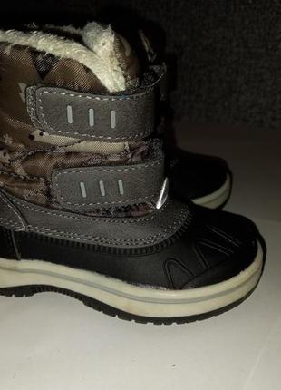 Сапожки снегоходы, дутики ботинки