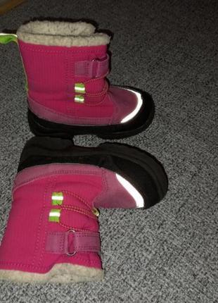 Сапоги ботинки снегоходы