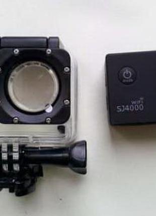 Аквабокс для SJ4000 экшн камеры водонепроницаемый бокс SJCAM Eken