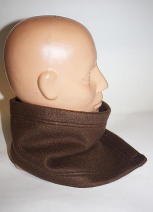 Косынка-шарф из флиса