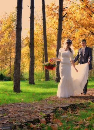 Фото-відео-аєрозйомка весільне кіно до мурашок по шкірі