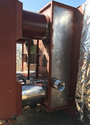 Оборудование для воздушного отопления производственных помещений
