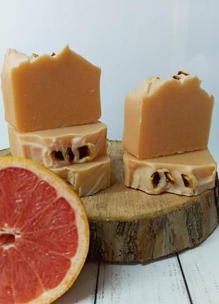 Натуральное мыло цитрус
