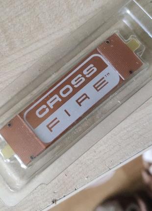 Шлейф мост SLI и CrossFireX для объединения видеокарт