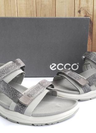 Стильные сандалии удобные босоножки ecco x-trinsic оригинал