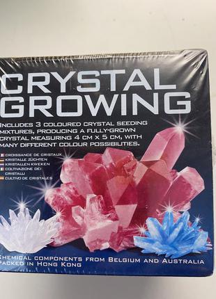 Набор для экспериментов 4м секреты кристаллов