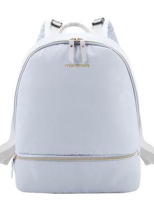 Рюкзак для мамы mommore серый